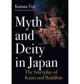 JPIC Myth and Deity in Japan: The Interplay of Kami and Buddhas
