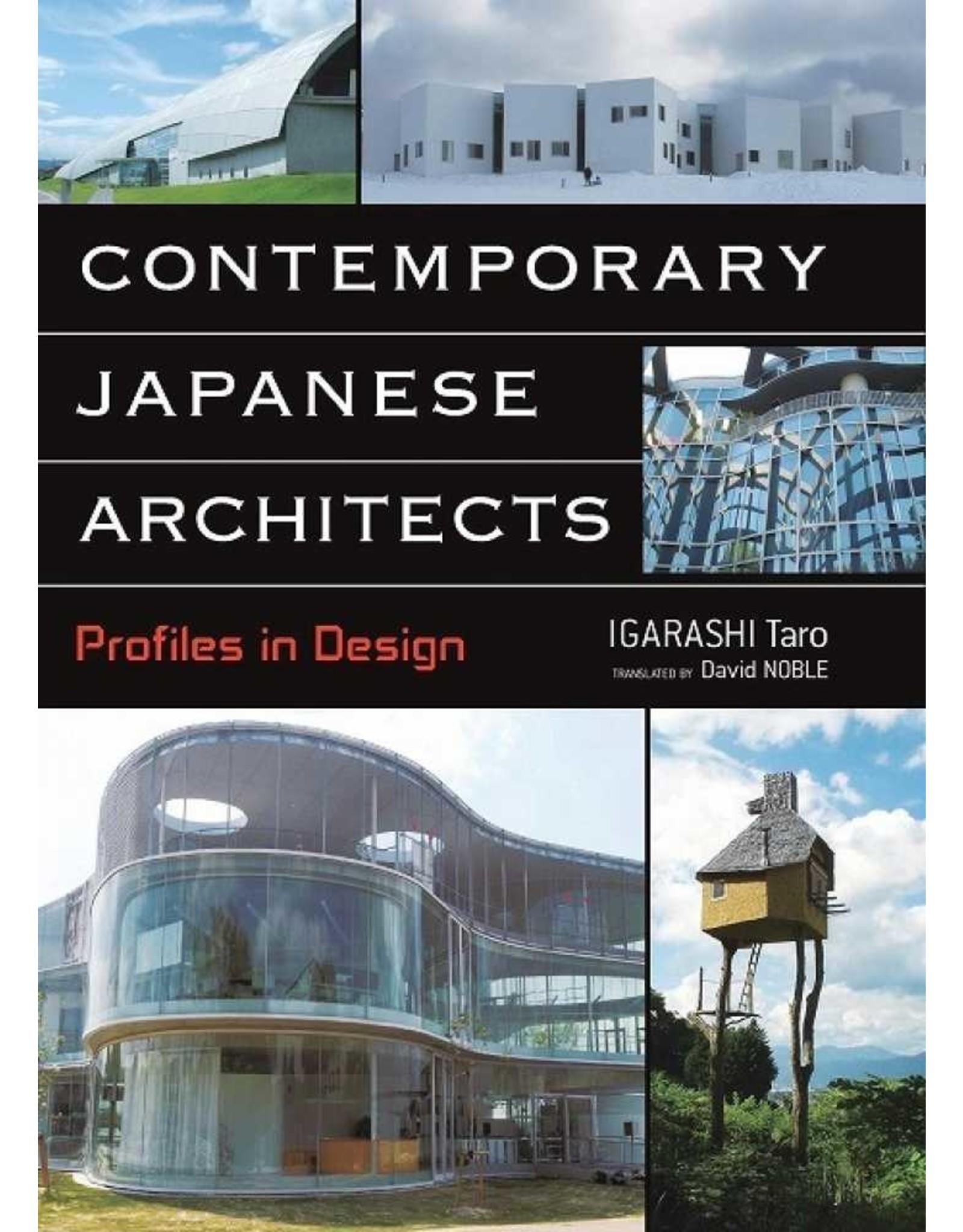 JPIC Contemporary Japanese Architects