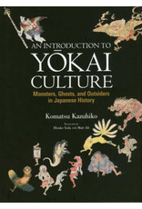 JPIC An Introduction to Yōkai Culture: Monsters, Ghosts, and Outsiders in Japanese History