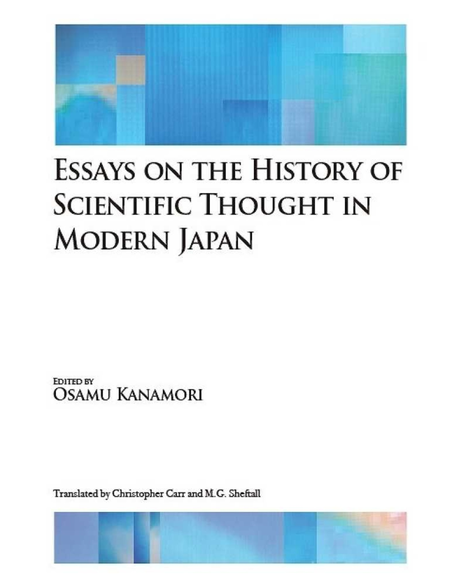 JPIC Essays on the History of Scientific Thought in Modern Japan