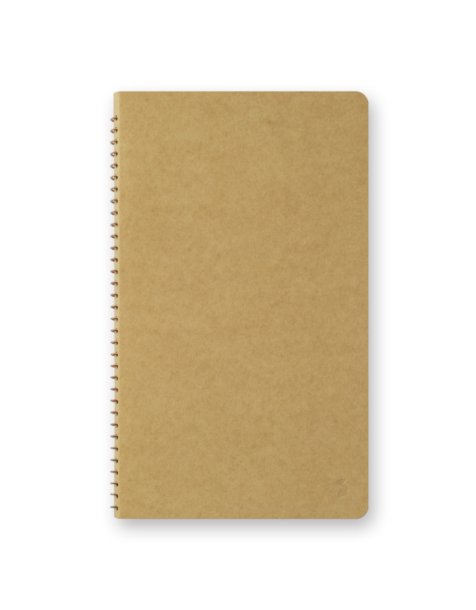 Traveler's Company SPIRAL RING NOTEBOOK A5 SLIM CARD FILE 12 SHEETS (72 POCKETS)