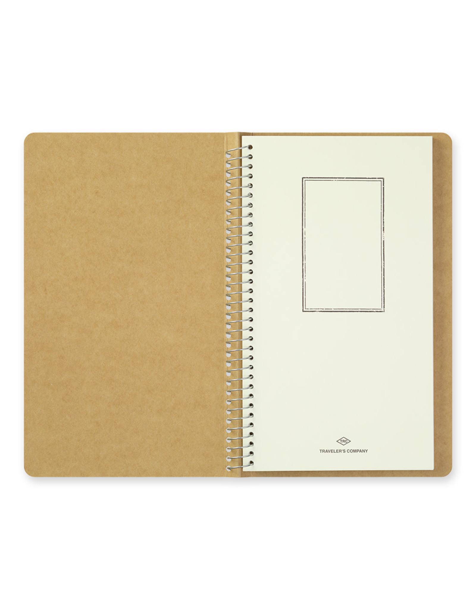 Designphil Inc. DESIGNPHIL TRC SPIRAL RING NOTEBOOK  WATERCOLOR PAPER