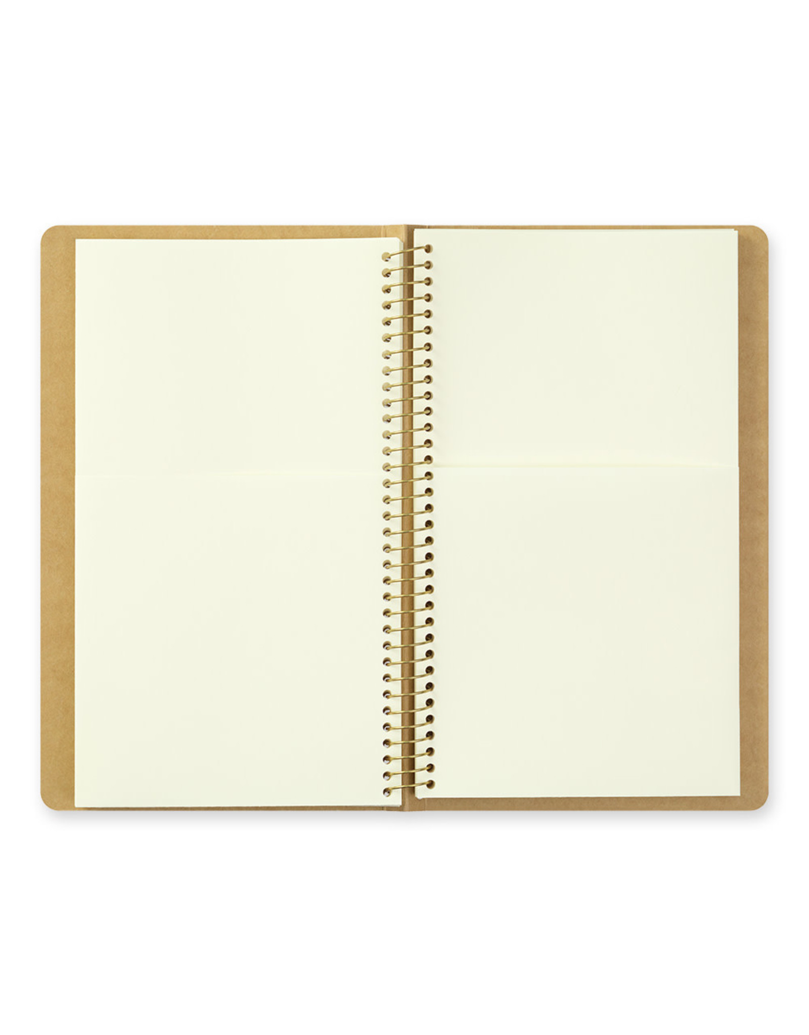 Designphil Inc. DESIGNPHIL TRC SPIRAL RING NOTEBOOK  PAPER POCKET
