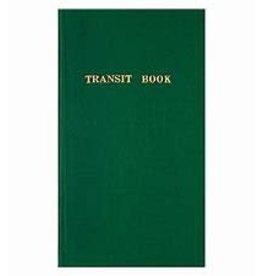 KOKUYO KOKUYO TRANSIT BOOK