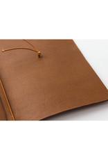 Traveler's Company TRAVELER'S NOTEBOOK REGULAR SIZE CAMEL