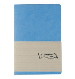 Kyokuto Associates co., ltd. KYOKUTO CAMINO A5 NOTEBOOK - LIGHT BLUE