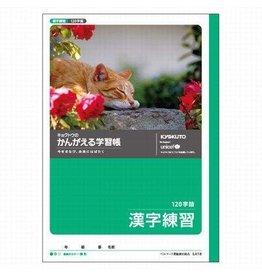 Kyokuto Associates co., ltd. KANJI RENSHU 120 JI