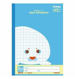 Kyokuto Associates co., ltd. KYOKUTO  GRID NOTEBOOK - SEAL LT01LB