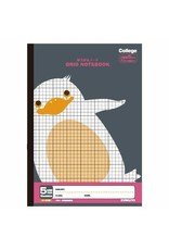 Kyokuto Associates co., ltd. KYOKUTO  GRID NOTEBOOK - PENGUIN LT01K