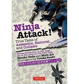 Tuttle Publishing NINJA ATTACK