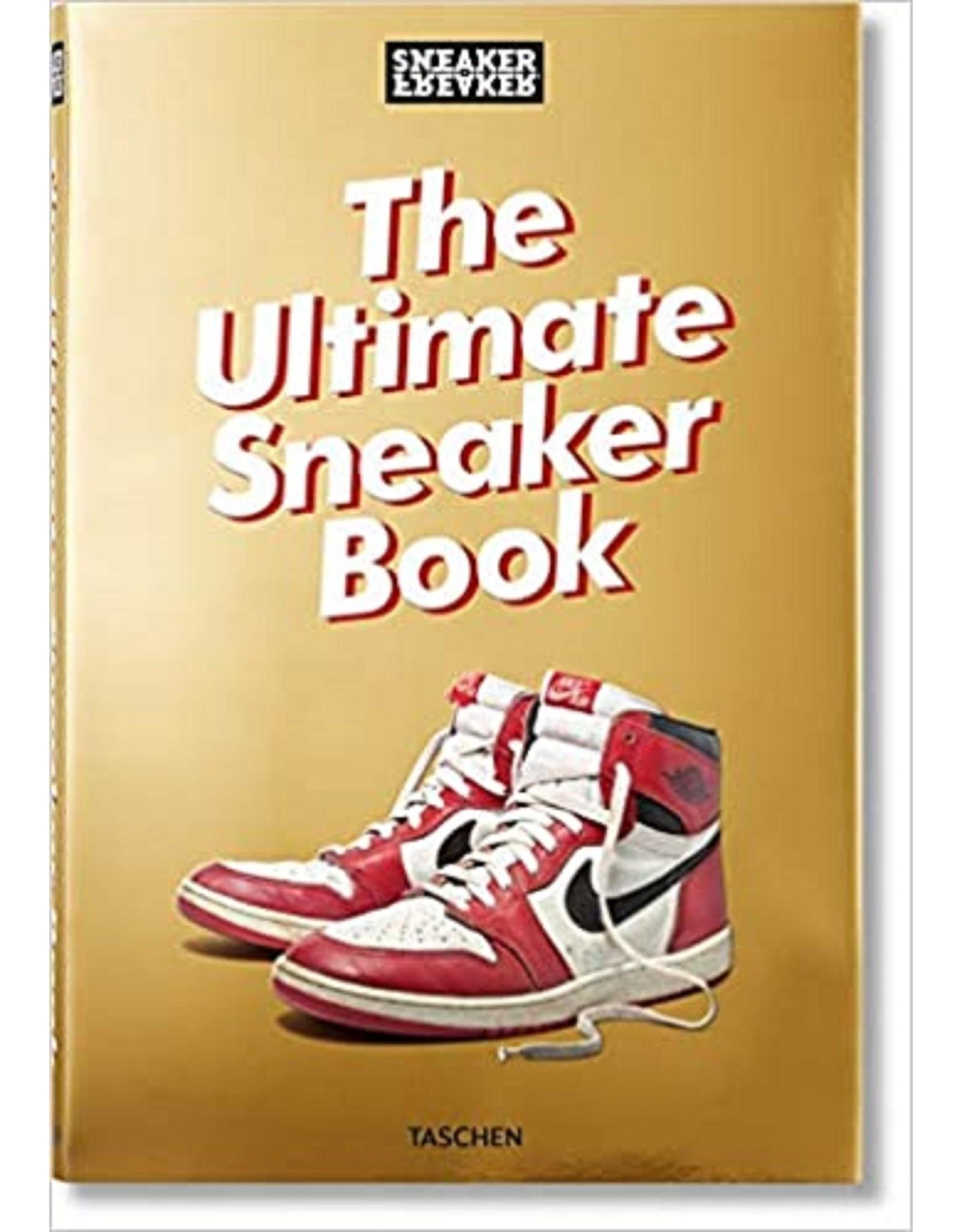 ULTIMATE SNEAKER BOOK