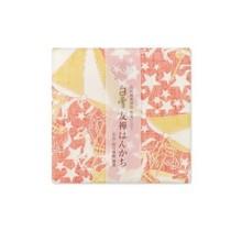 Shirayuki Fukin Co., Ltd. - SHIRAYUKI FUKIN HANDKERCHIEF 30cm x 30 cm MERY-GO ROUND