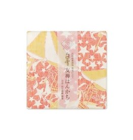 Shirayuki Fukin Co., Ltd. SHIRAYUKI FUKIN HANDKERCHIEF 30cm x 30 cm MERY-GO ROUND