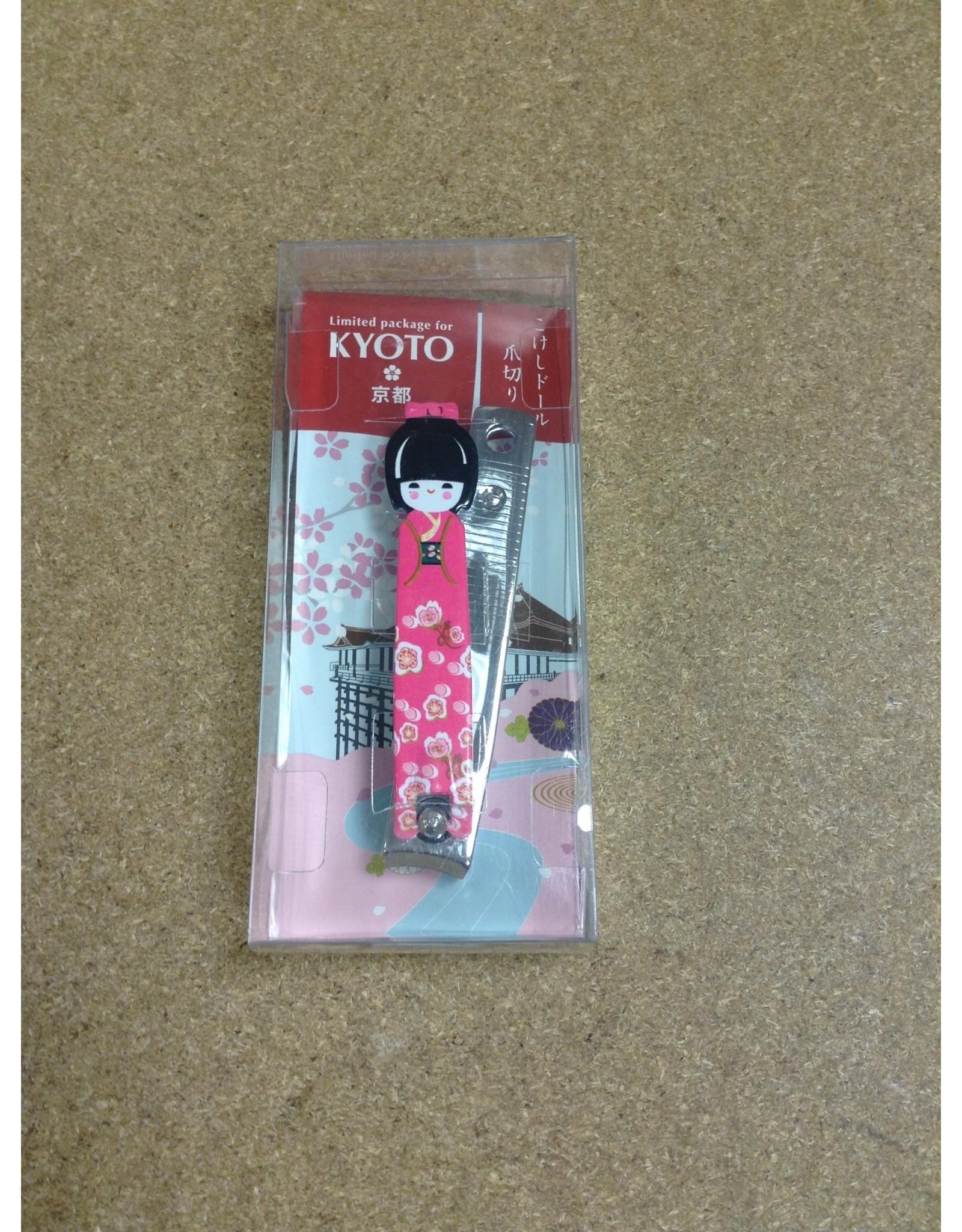 NAIL CLIPPER KYOTO PINK