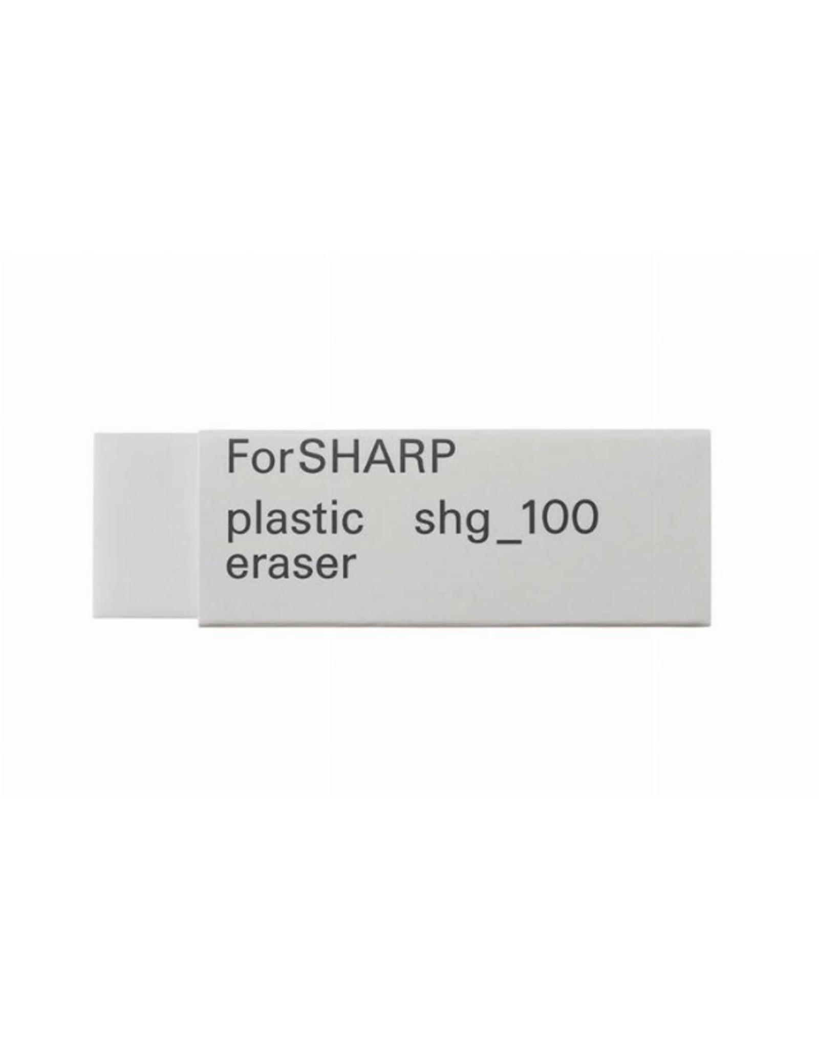 SEED PLASTIC ERASER EP-SHG-100
