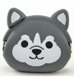 PG Design Inc. MIMI POCHI FRIENDS HUSKEY
