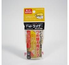 KOKUYO - TAPE GLUE DOTLINER REFIL 8.4MM YL