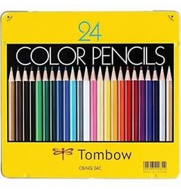 Tombow 24 COLOR PENCILS