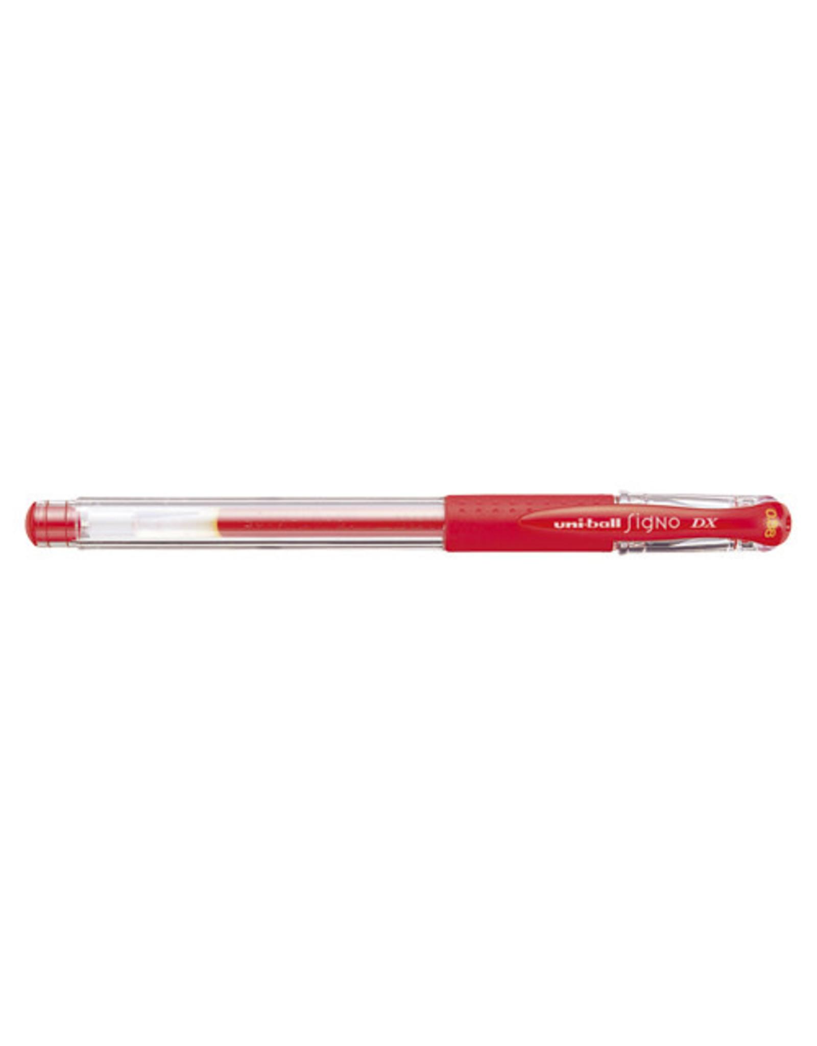 Mitsubishi Pencil Co., Ltd. UNI-BALL SIGNO 0.38 MM RED