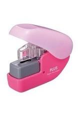 PLUS CORPORATION PAPER CLINCH MINI - PINK