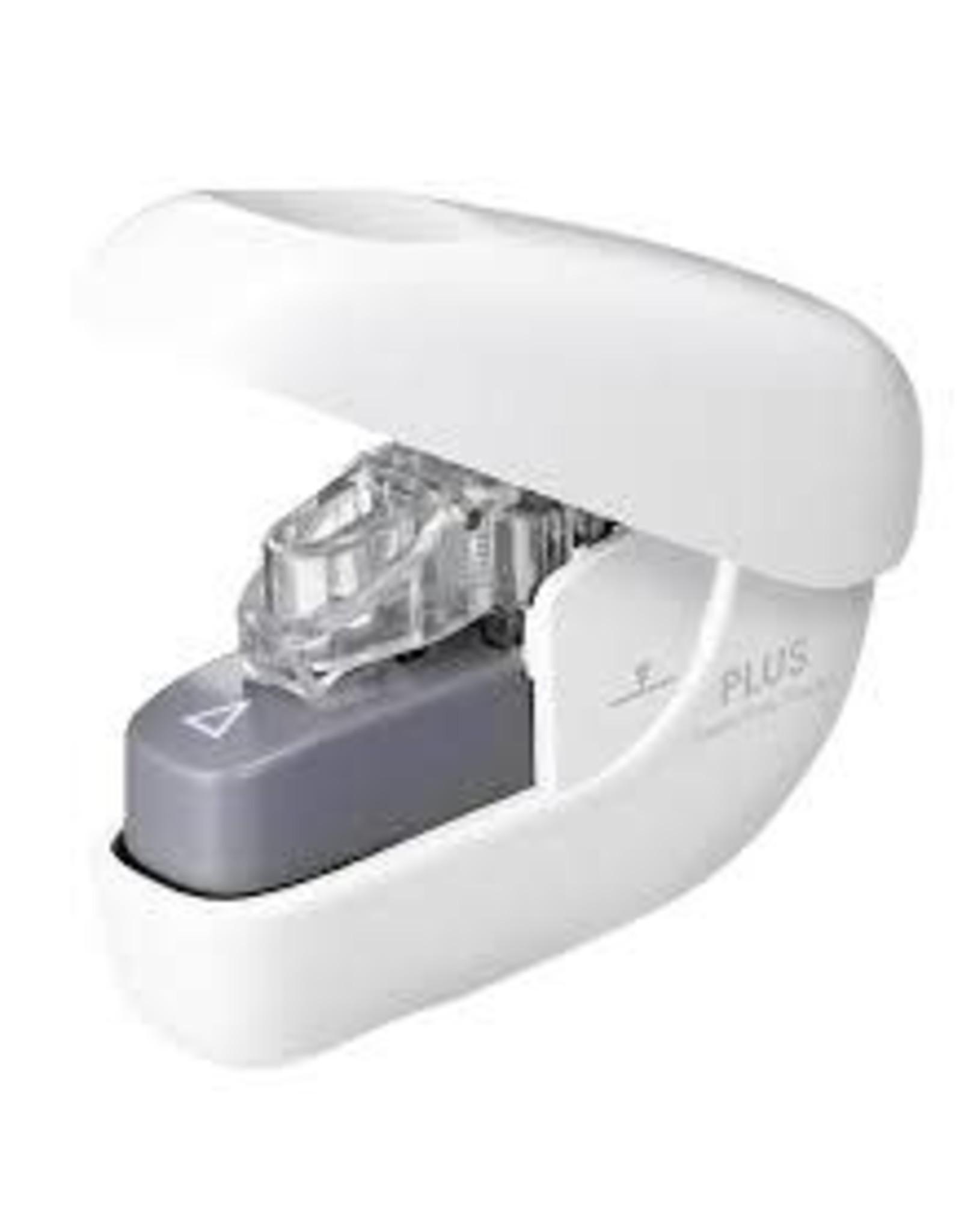 PLUS CORPORATION PAPER CLINCH 6 WHITE