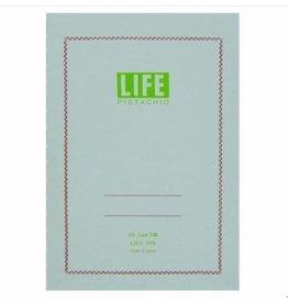 LIFE CO.,LTD. PISTACHIO A6 GRID 32 PAGES