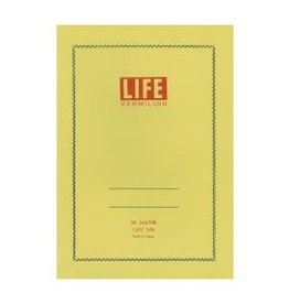 LIFE CO.,LTD. VERMILION B6 GRID 32 PAGES N66