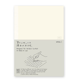 Designphil Inc. MD NOTEBOOK  LINED ENGLISH CAPTION A5