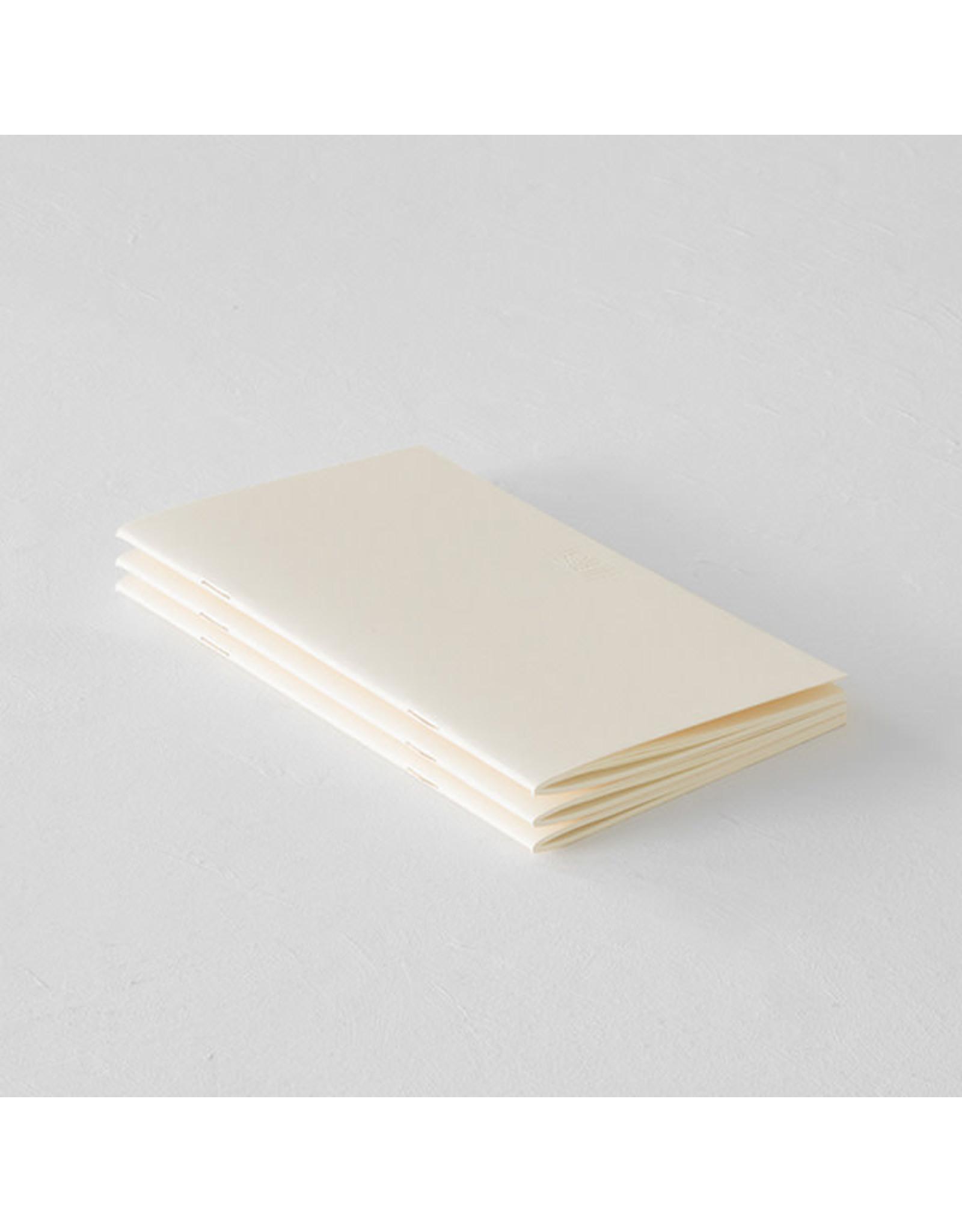 Designphil Inc. MD NOTEBOOK LIGHT  BLANK 3PCS PACK B6 SLIM