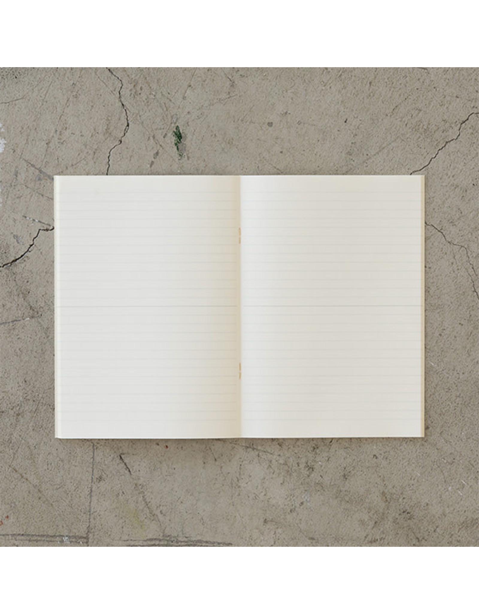 Designphil Inc. MD NOTEBOOK LIGHT  LINED 3PCS PACK A5