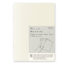Designphil Inc. 15220006 MD NOTEBOOK LIGHT  LINED 3PCS PACK ENGLISH CAPTION A5