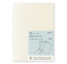 Designphil Inc. - MD NOTEBOOK LIGHT A5 GRID