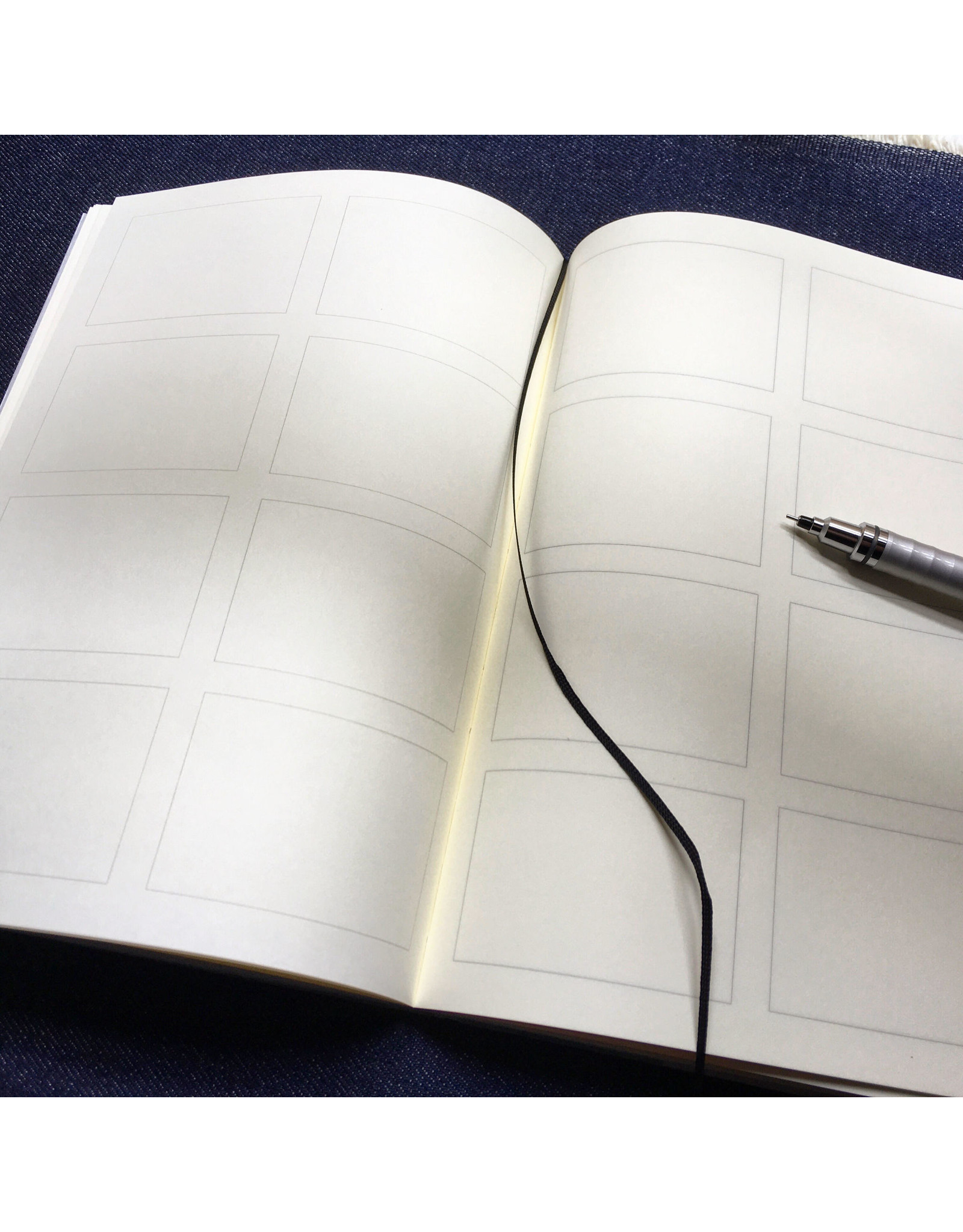 Traveler's Company 10TH ANNIVERSARY MD NOTEBOOK A5  STORYBOARD