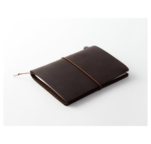 Traveler's Company - TRAVELER'S NOTEBOOK PASSPORT SIZE BROWN