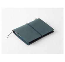 Traveler's Company - TRAVELER'S NOTEBOOK PASSPORT SIZE BLUE
