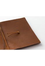Traveler's Company TRAVELER'S NOTEBOOK PASSPORT SIZE CAMEL