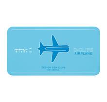Designphil Inc. 43194006 D-CLIPS AIRPLANE
