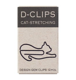 Designphil Inc. D-CLIPS MINI BOX  CAT-STRETCHING