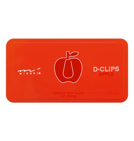 Designphil Inc. D-CLIPS APPLE
