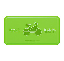 Designphil Inc. 43197006 D-CLIPS BICYCLE