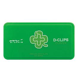 Designphil Inc. D-CLIPS CLOVER
