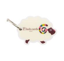 Designphil Inc. - MIDORI FLASH CARD SHEEP (WORD CARD)