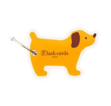 Designphil Inc. 34194006 MIDORI FLASH CARD DOG (WORD CARD)