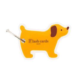 Designphil Inc. MIDORI FLASH CARD DOG (WORD CARD)