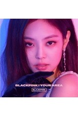 AVEX [CD]BLACKPINK IN YOUR AREA   [LIMITED/JENNIE VER./STICKER ]