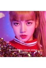 AVEX [CD]BLACKPINK IN YOUR AREA   [LIMITED/LISA VER./STICKER ]