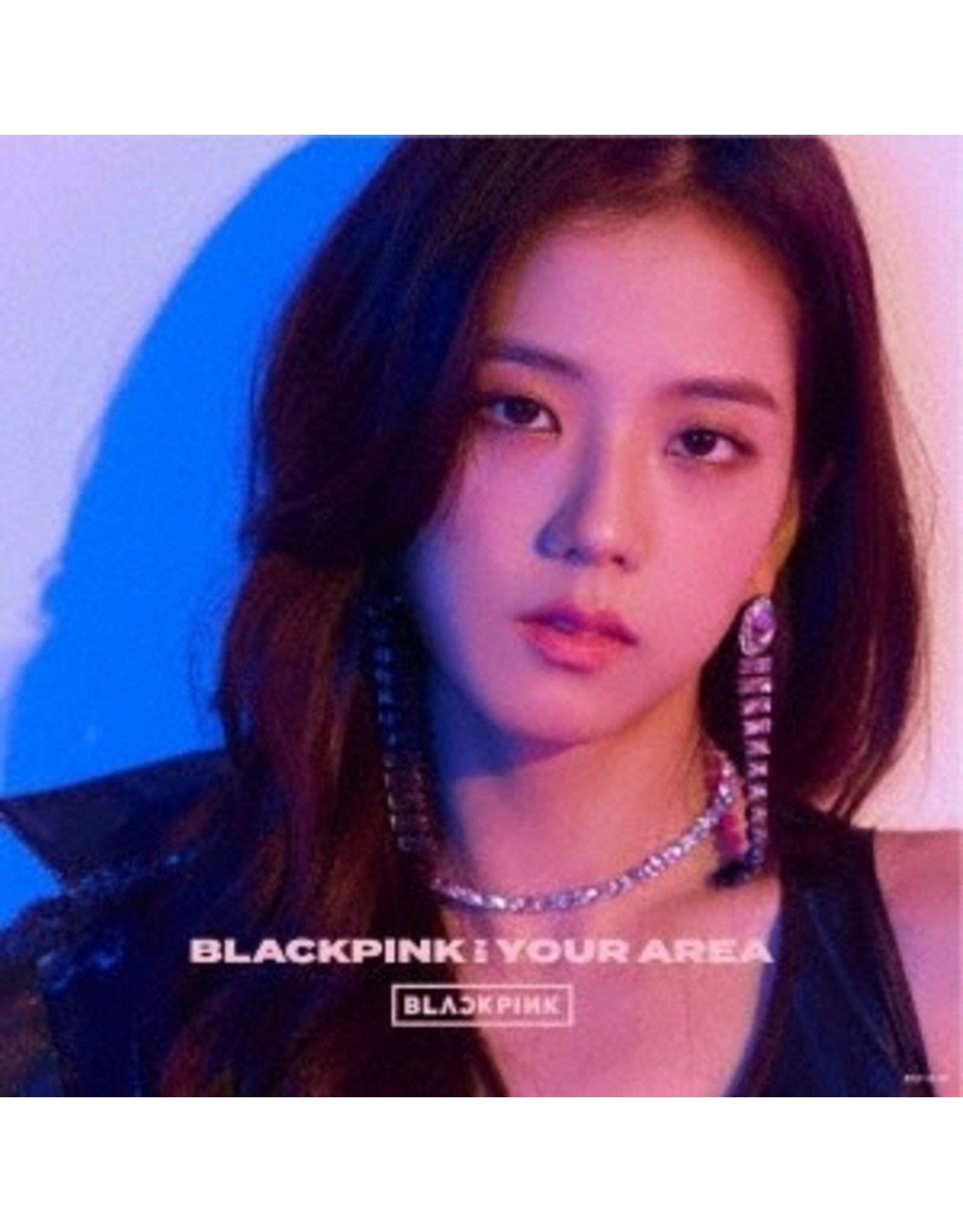 AVEX [CD]BLACKPINK IN YOUR AREA  [LIMITED/JISOO VER.STICKER ]
