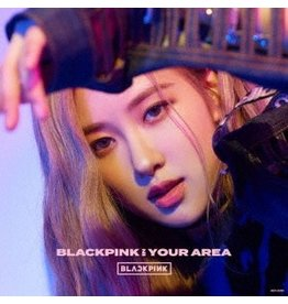 AVEX [CD]BLACKPINK IN YOUR AREA   [LIMITED/ROSE VER./STICKER ]