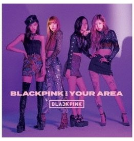AVEX [CD]BLACKPINK IN YOUR AREA [CD+DVD/TRADING CARD FOR 1ST PRESSING]