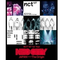 AVEX AVXK-79602 [BLU-RAY]NCT 127 1ST TOUR `NEO CITY : JAPAN - THE ORIGIN`